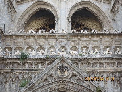 スペイン_トレド_大聖堂a