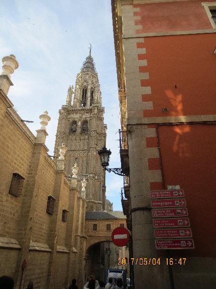 スペイン_トレド_大聖堂b