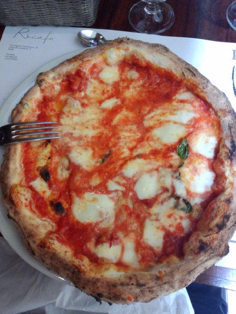 ローマのピッツァ ReCafe Roma